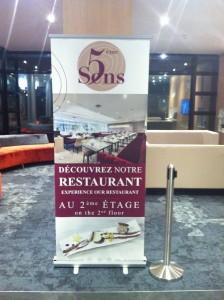 restaurant 5ème sens aix les bains
