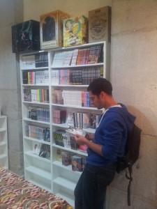 librairie mangas toulon
