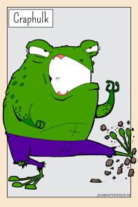 illustration hulk animaux jb mus