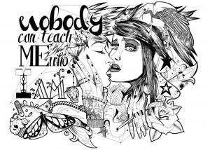 illustration jb mus nobody can teach me