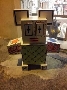 sculpture pop art aso p