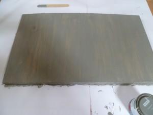 planche peinte premiere couche