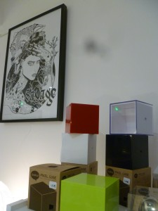pixel cube qualy