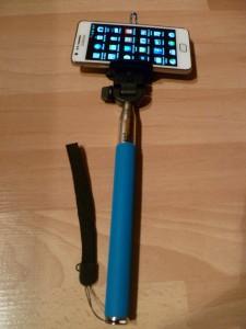 perche télescopique pour selfie master case
