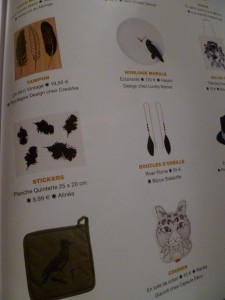 sélection shopping flow magazine