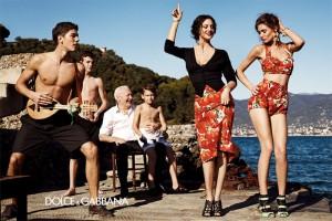 publicité dolce gabbana 2012 monica bellucci