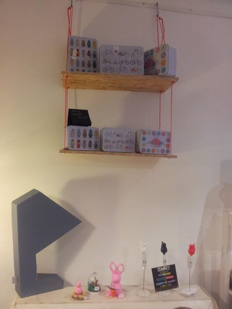 diy étagère suspendues déco design