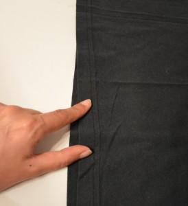 customiser un tshirt en débardeur à franges