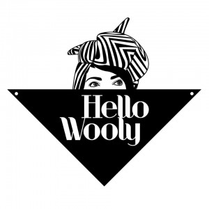 hello wooly headban headwrap création
