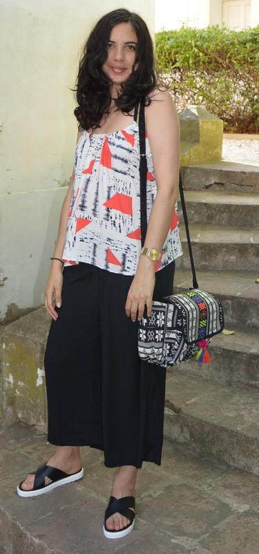 outfit ethnique japonisant suncoo pimkie gémo ethnique