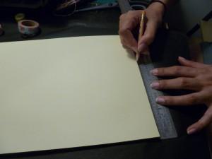 gabarit guirlande fanion tutoriel