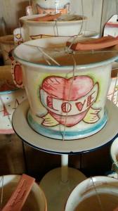 mug tattoo oldschool les pots de vanille