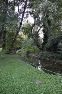 canal parc paul mistral grenoble