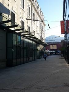 galerie commerciale la caserne de Bonne grenoble