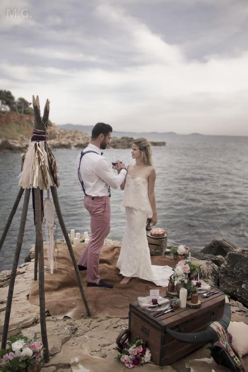 mariage hyppie chic happy dayco wedding planner var