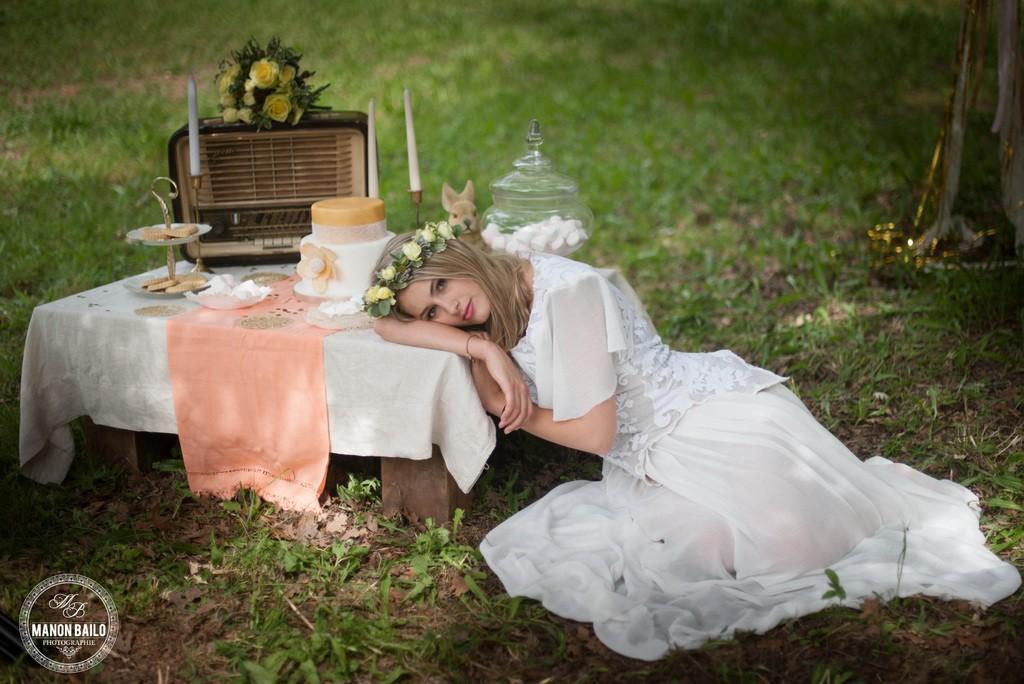mariage rétro vintage happy dayco wedding planner var