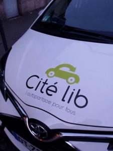 partage de voitures libre accès grenoble