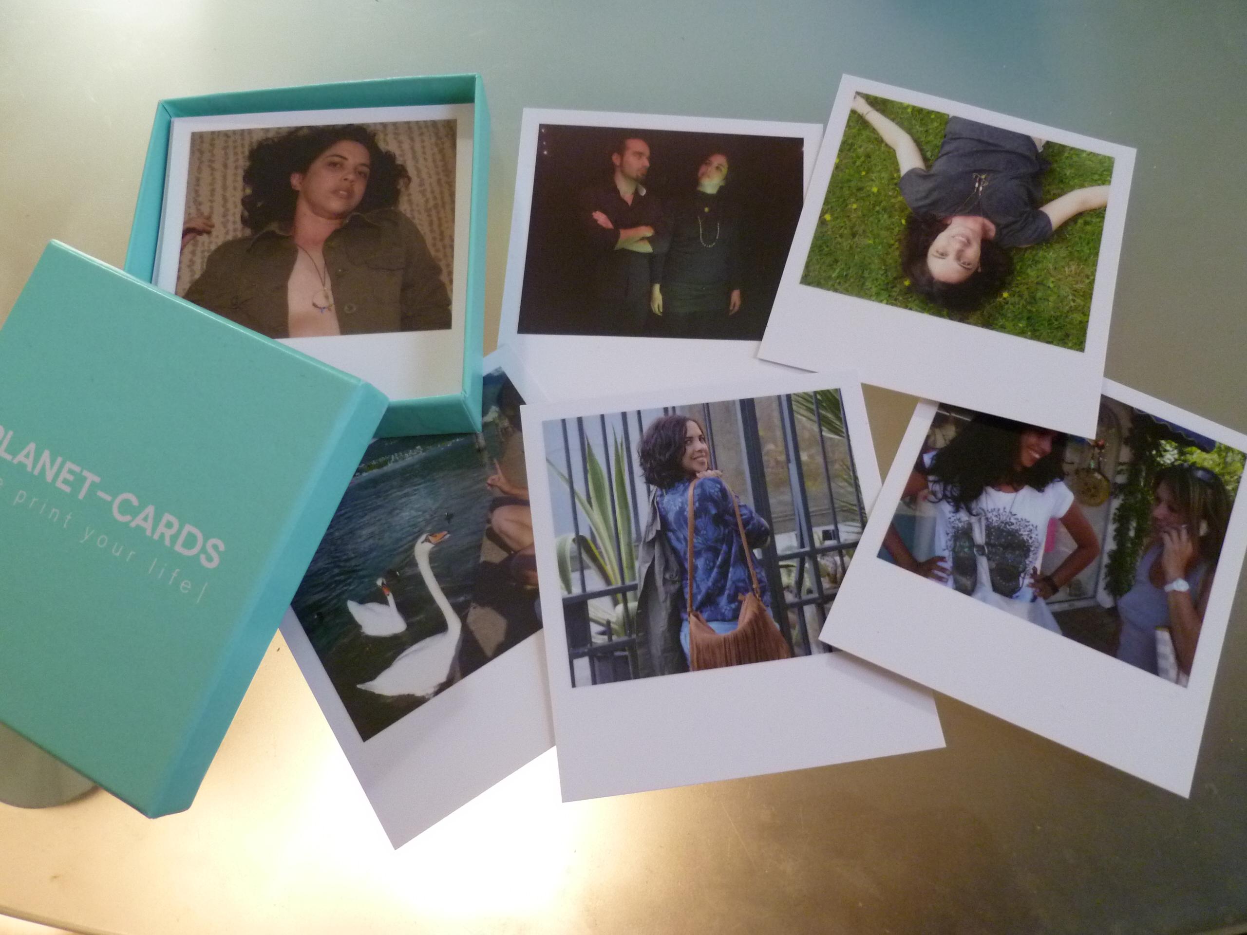J Ai Teste Pour Vous Le Tirage Photo Format Polaroid L Atypique Blog