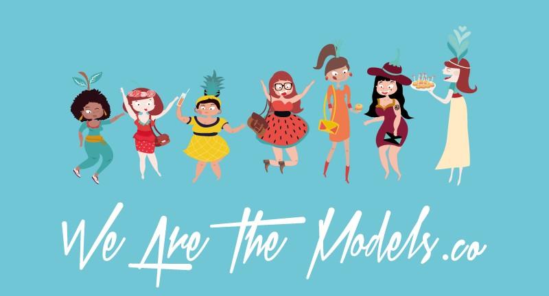 We are the models est un site de mode en ligne où les blogeuses mode postent leur idée de look et où vous pouvez retrouver directement les vêtements qu'elles portent à acheter en ligne