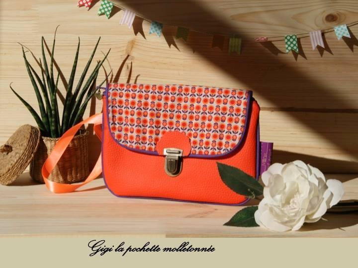 pochette-fleurs-vintage-orange-createur-milouquicoud