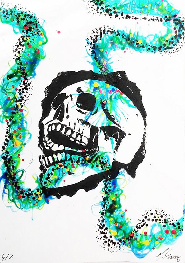 linographie-couleur-crane-magalisavary-artiste