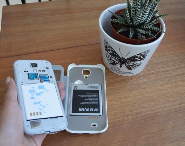 test-coque-rechargeable-waahooo-batterie-smartphone-fonctionnement