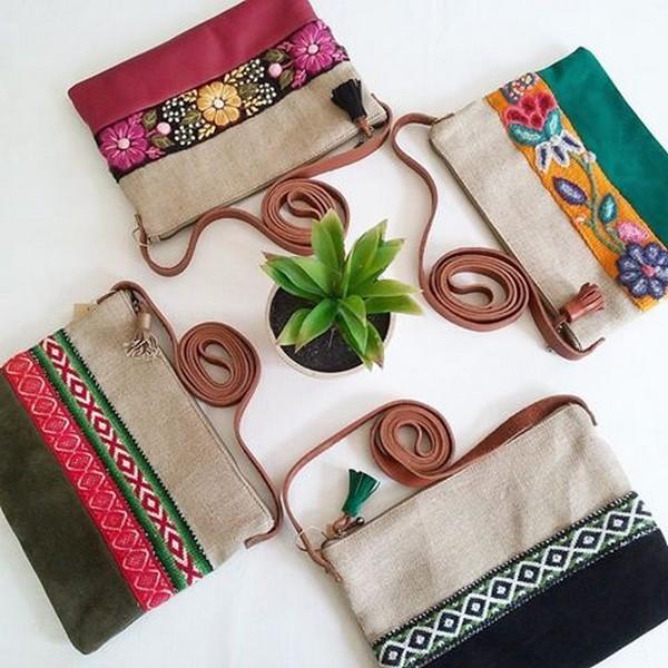 chola-creation-pochettes-ethnique-broderie-perou-pompon